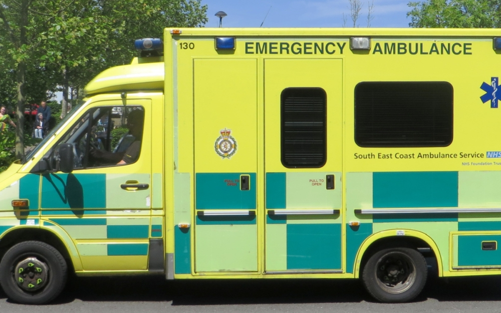 South East Coast Ambulance Service NHS FT relocation